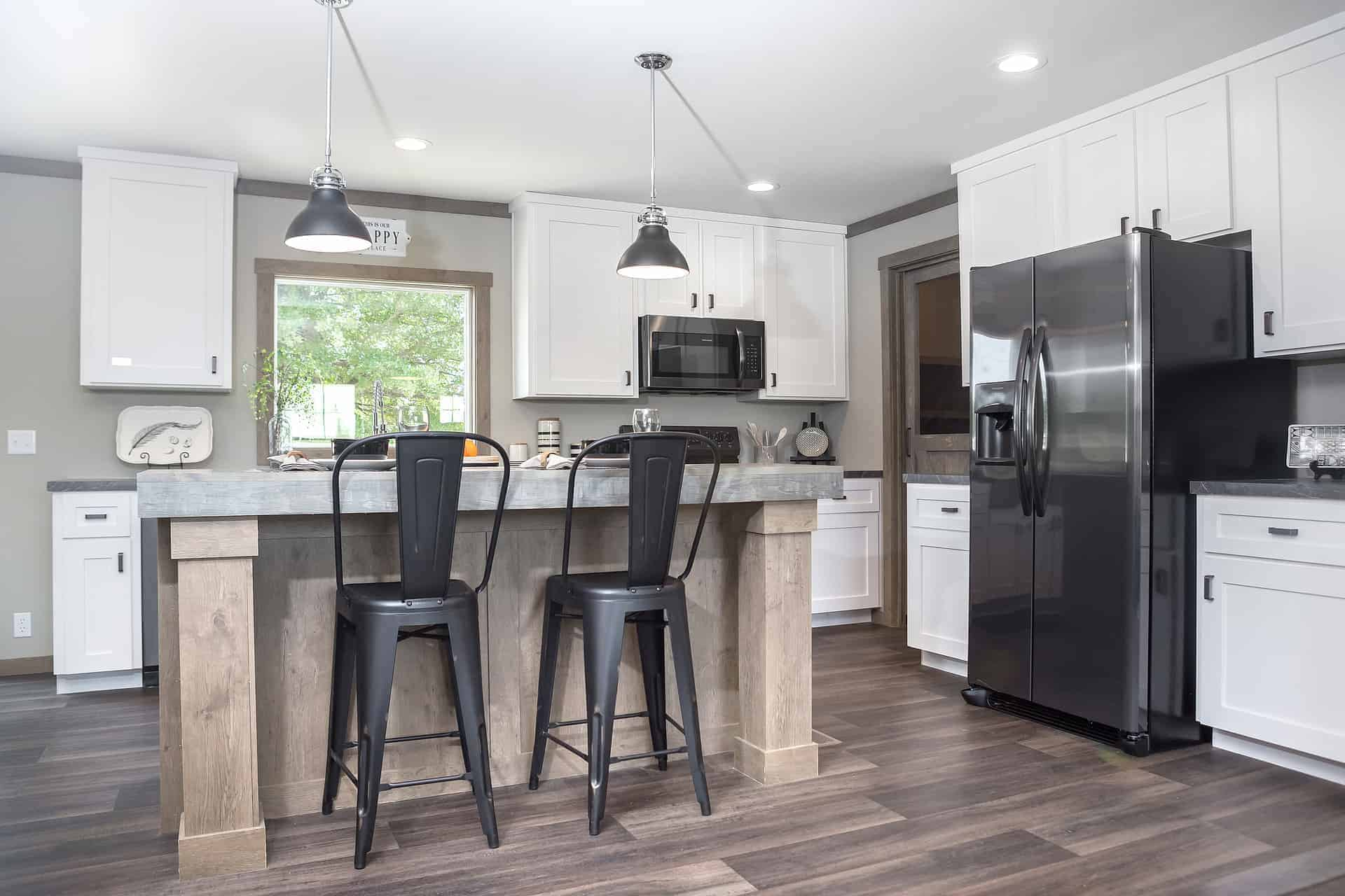 Clayton Amelia Manufactured Home kitchen