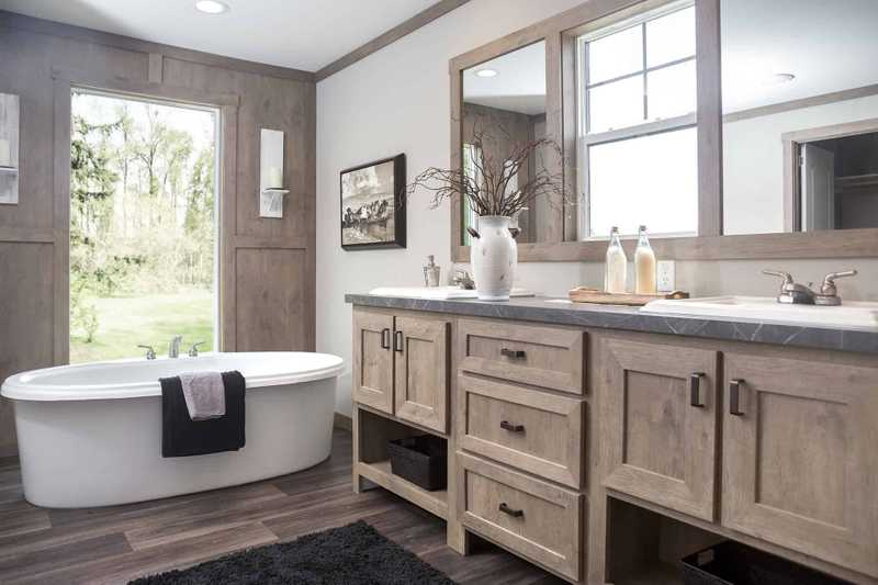 Bathroom Storage Ideas For Your Mobile Home Braustin A Better Way Home