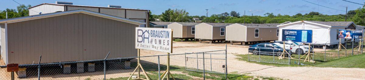 Braustin Homes Dealership - Atascosa TX