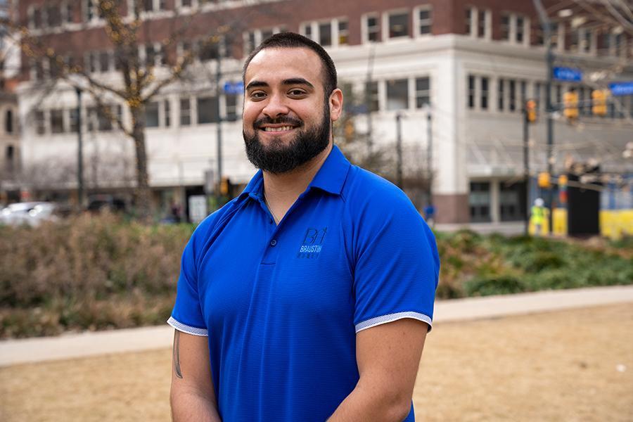 Meet the Team : Chris Martinez