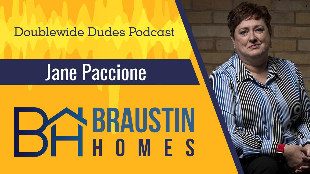 Doublewide Dudes Podcast with Jane Paccione of Collective Impact
